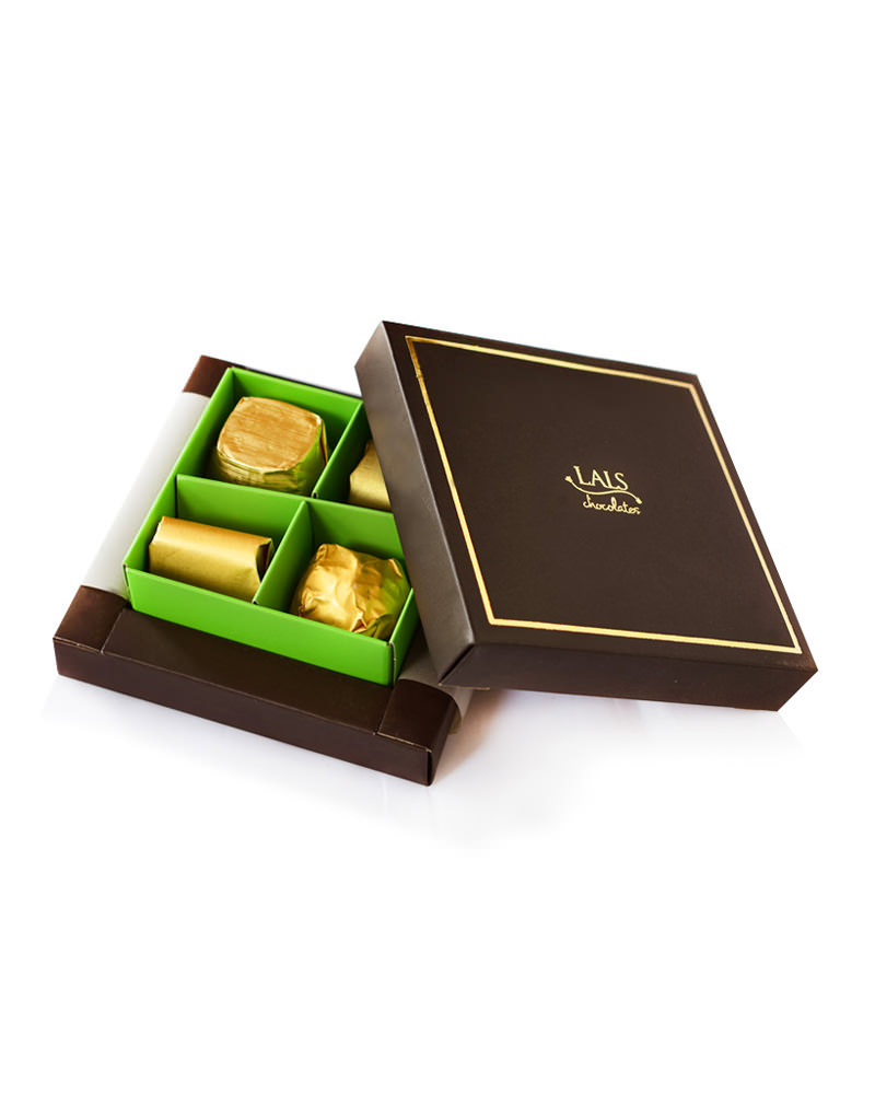 Chocolate Gift Box By Lals Small